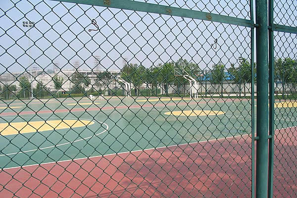 china Chain link fence manufacturers